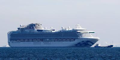 Kapal Pesiar Jepang Virus Corona