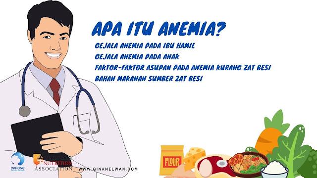 Pentingnya Pemenuhan Nutrisi dalam Tubuh untuk Mencegah Anemia