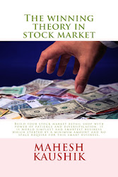 "My best selling book about share market ""The winning theory in stock market"" publish from USA"