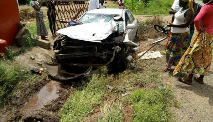 Four perish in Kpong, Nkawkaw accidents in Eastern Region