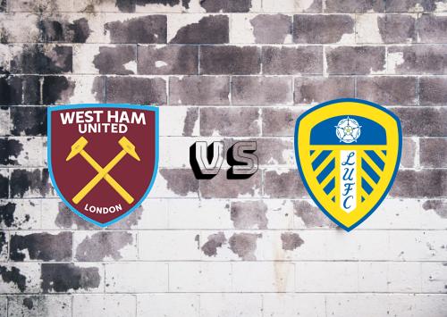 West Ham United vs Leeds United  Resumen