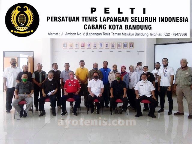 Geliat Pengkot PELTI Bandung Jelang Prosesi Pelantikan Pengurus Baru