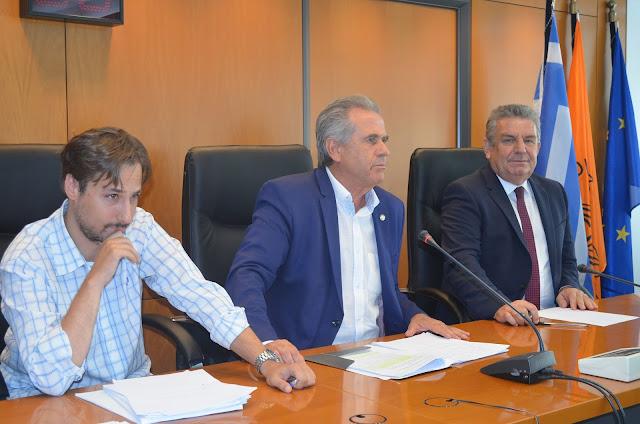 Εκλογή νέου Προεδρείου στο Δημοτικό Συμβούλιο και μελών στις Επιτροπές Οικονομικών και Ποιότητας Ζωής Δήμου Ιλίου
