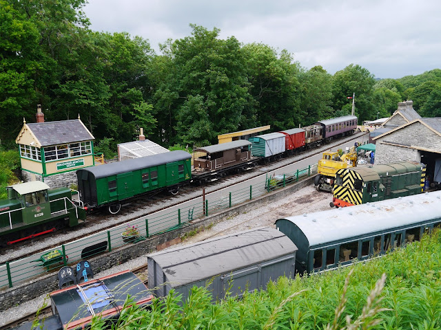 Midsummer at Midsomer Railway Vintage Weekend