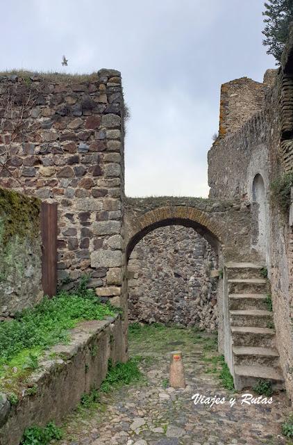 Puerta de la muralla de Castelo de Vide