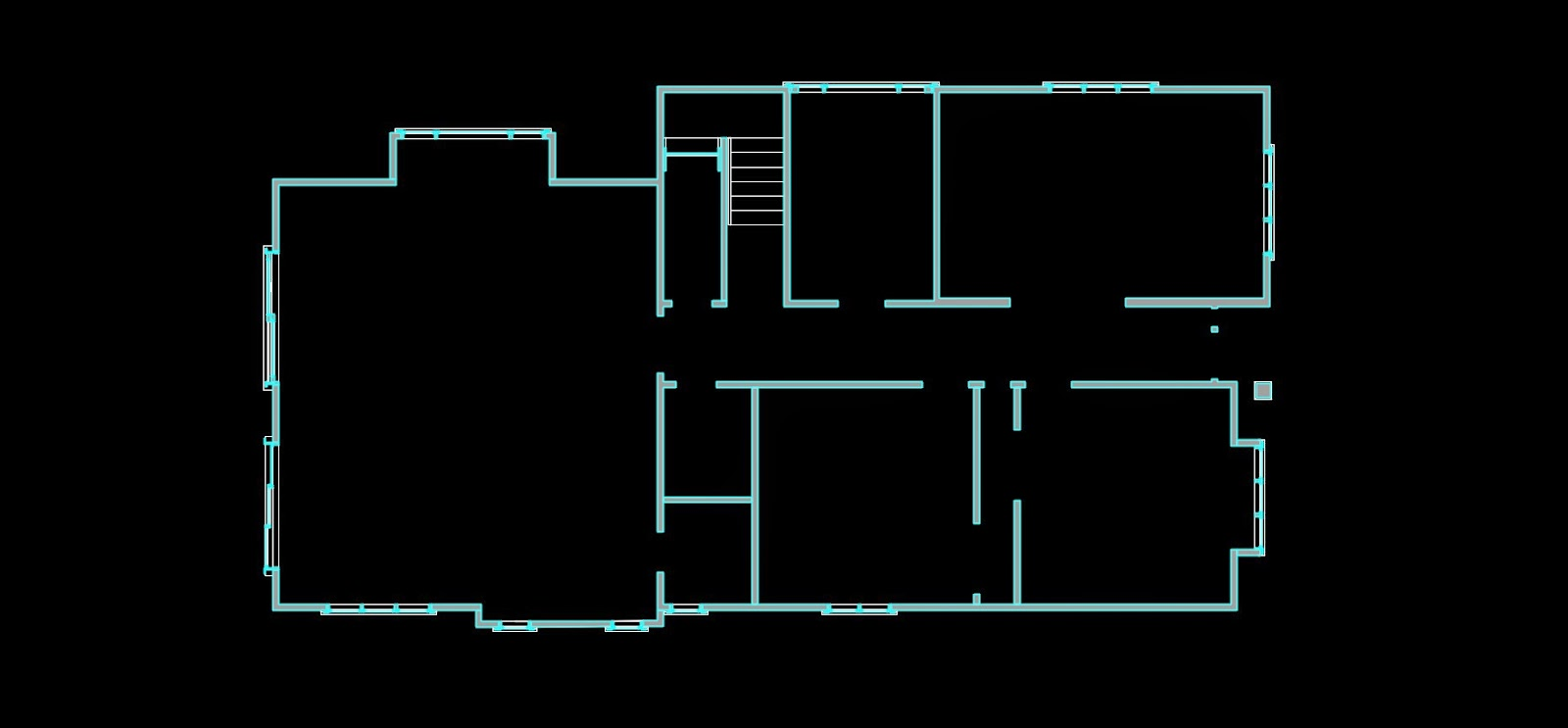 This is just a screen shot (built into Autocad but not revit-all my