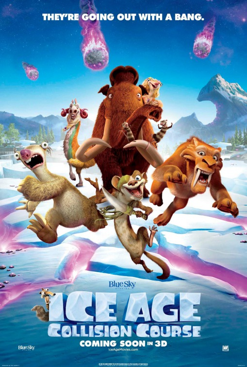 Movie Ice Age: Collision Course (2016)