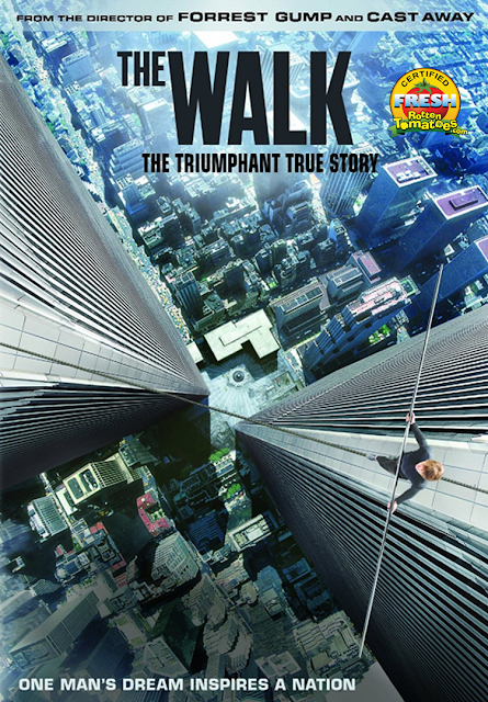 En la Cuerda Floja/The Walk [2015] [DVD5] [Latino] [Versión Definitiva]