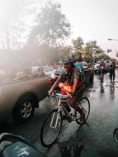 Songkran | kwiecień w Tajlandii | Nowy rok buddyjski