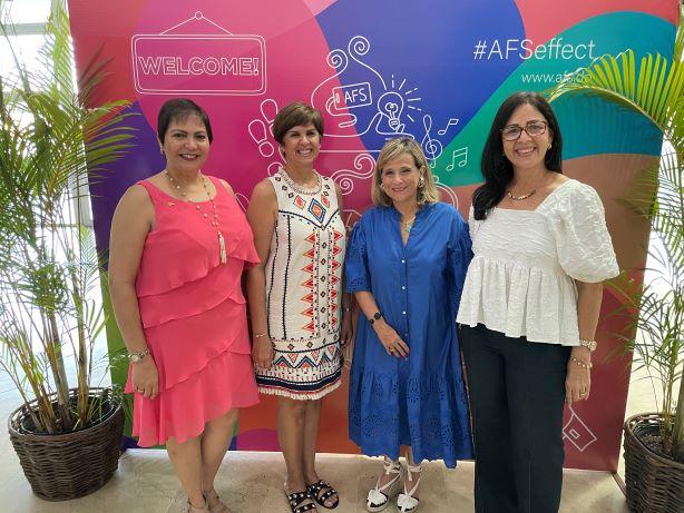 Nuevo domicilio de AFS Intercultura República Dominicana