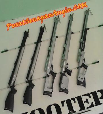 toko senapan angin gejluk dan PCP di Surabaya