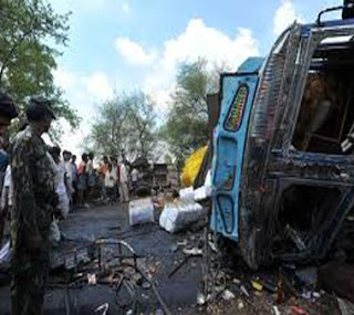 12-killed-four-injured-in-road-accidents-in-jharkhand