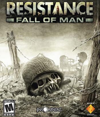 تحميل لعبة Resistance Fall of Man