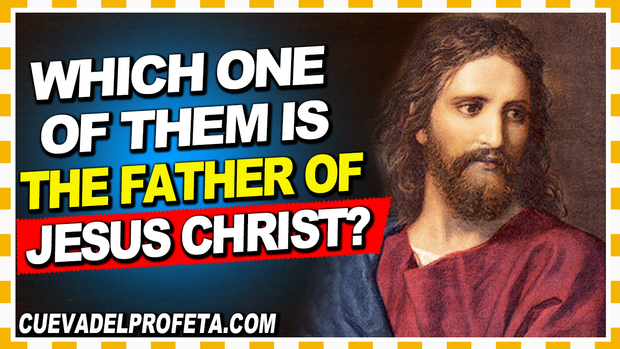 Which one of them is the Father of Jesus Christ? - William Marrion Branham