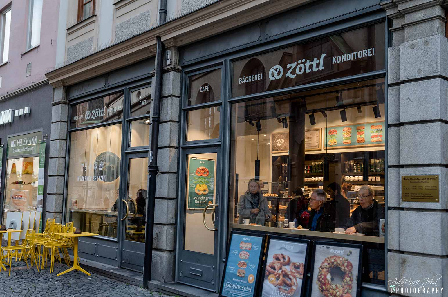 Restaurant in Munich