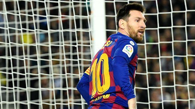 Klub-klub Raksasa Bidik Messi, MU Diklaim Ikutan Melirik