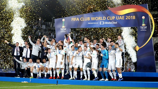 ICYMI: Madrid Make History With Fourth Club World Cup Win