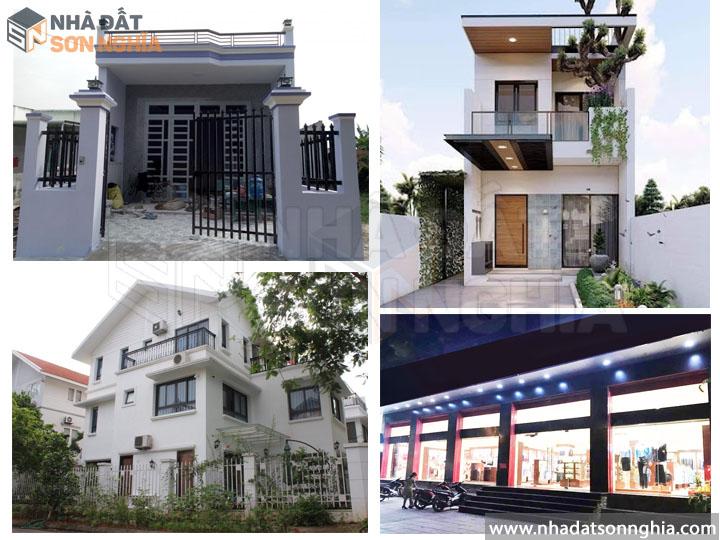 Cung cấp đa dạng các mẫu bất động sản cần bán/cho thuê