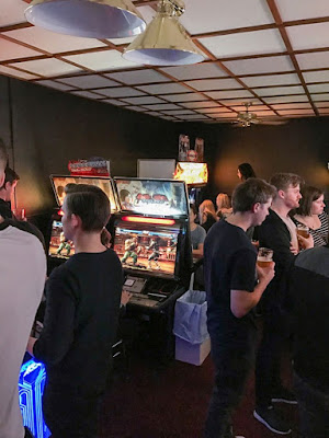 HEY STHLM Arcade Bar - Estocolmo