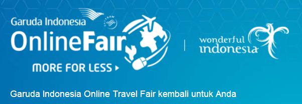 Jadwal Garuda Online Travel Online 2017