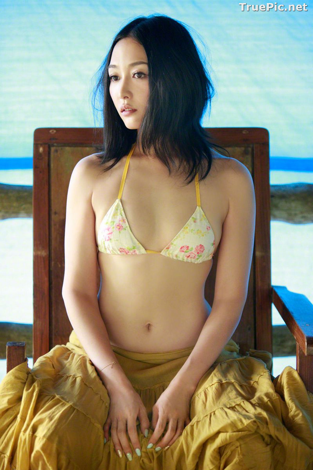 Image Wanibooks No.123 - Japanese Voice Actress and Model - Sayuri Anzu - TruePic.net - Picture-6