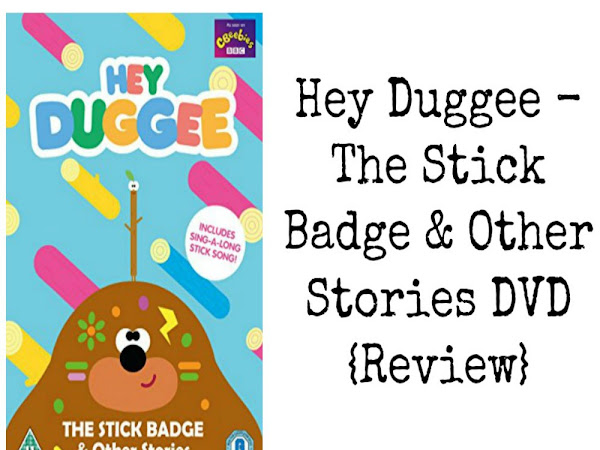 Hey Duggee The Stick Badge & Other Stories {Review}