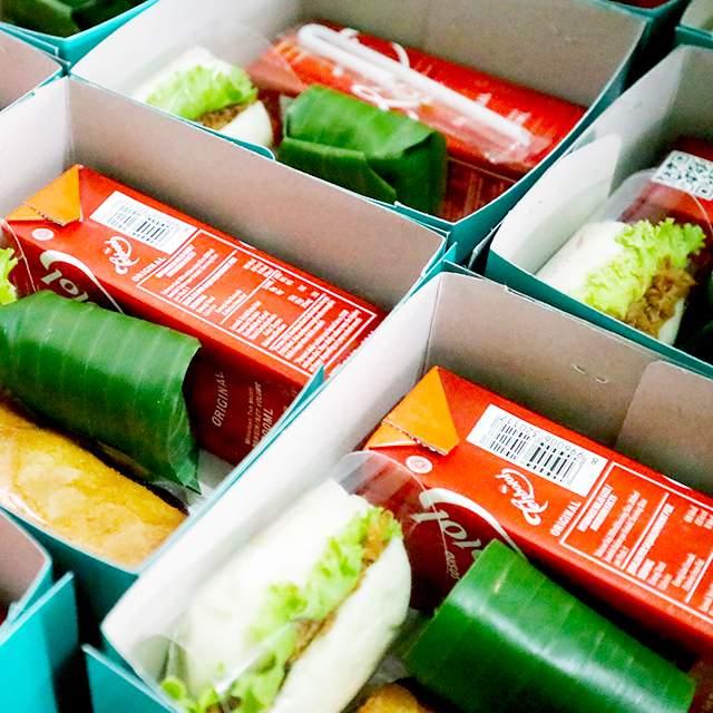 Snack box sidoarjo