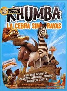 Khumba la cebra sin rayas HD [1080p] Latino [Mega] dizonHD