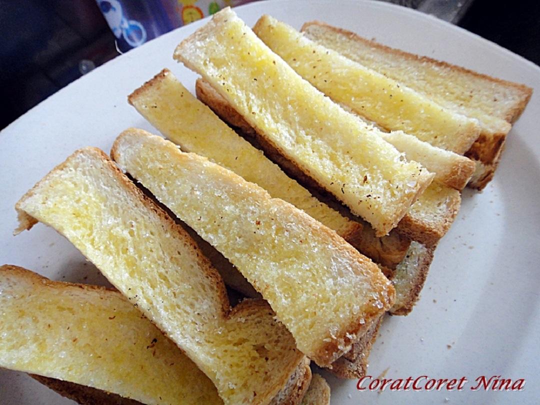 Resepi Jejari Roti