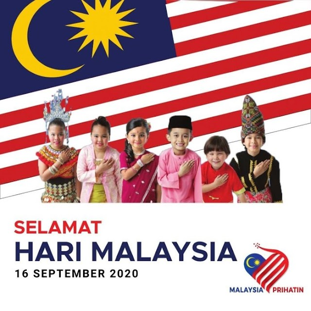 Raikan Hari Malaysia 16 September