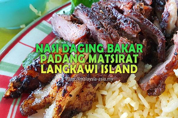 Langkawi Nasi Daging Bakar