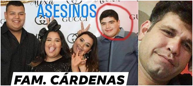 """FOTOS: MASACRARON el """"KIKE CARDENAS por la ESPALDA"""" por OFENDER al """"HIJO del CONTADOR"""" y el """"GORDO VILLARREAL"""""""