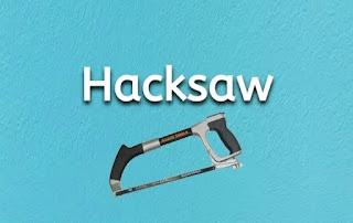 What is Hacksaw in Hindi - Diesel mechanic