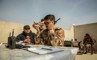 العراق : يار الله يعلن انتهاء الصفحة الاولى من تحرير الحويجة | مدونة العراق