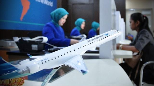 Garuda Indonesia Kembali Mengudara, Yang Mau Naik Diminta Bawa Surat Negatif Corona