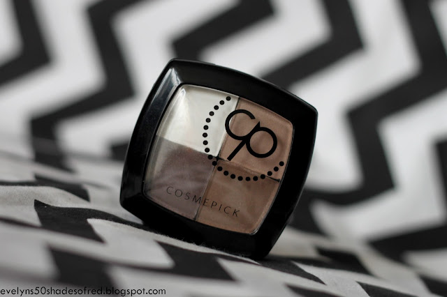 Cosmepick Eye Shadow Quattro #2 Safari Look