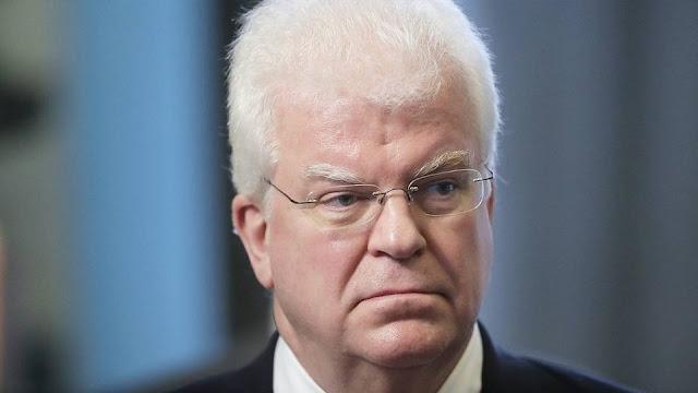 Ρώσος πρέσβης: Ο Tραμπ θα εγκαταλείψει τους Έλληνες, όπως τους Κούρδους