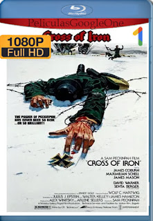 La cruz de hierro (Sam Peckinpah) [1977] [1080p BRrip] [Latino-Inglés] [LaPipiotaHD]