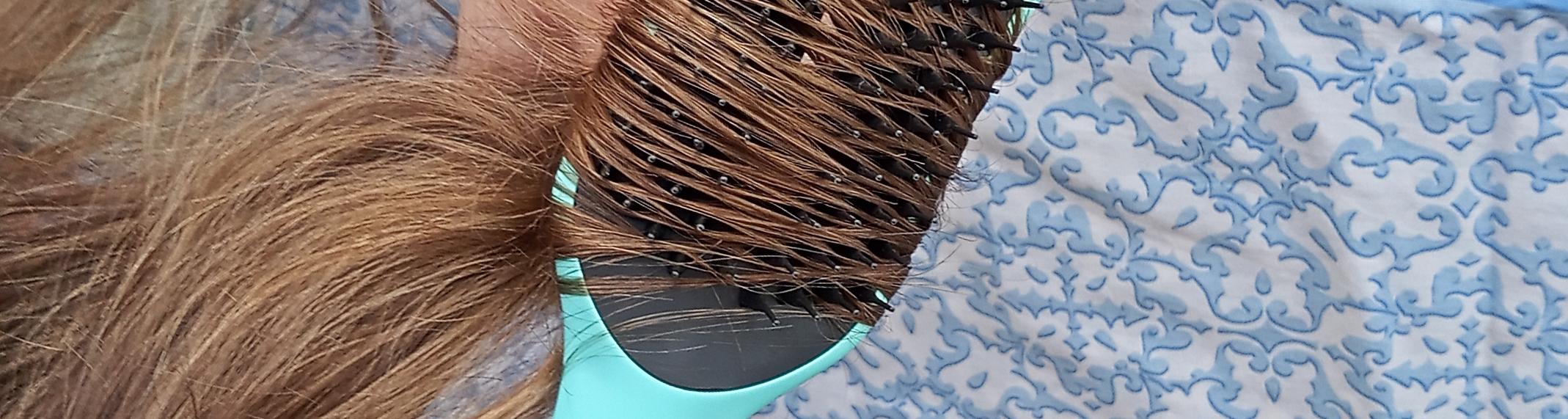 Tangle Teezer Escova para Secar os fios sem quebrá-los
