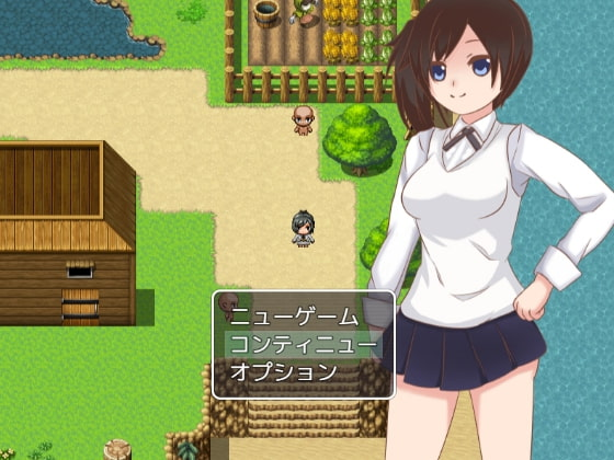 [H-GAME] Ruka and the Village of the Dwarves JP