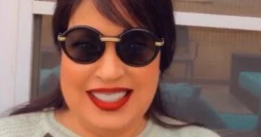 فيفى عبده تتحدث عن حالتها الصحية فى فيديو جديد على إنستجرام