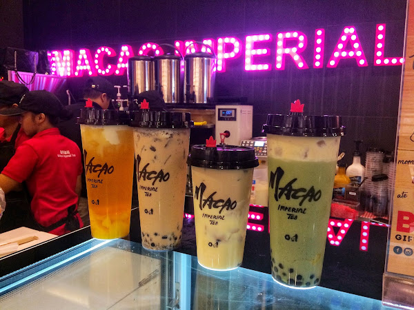 Macao Imperial Tea Now Open at SM Cherry Antipolo