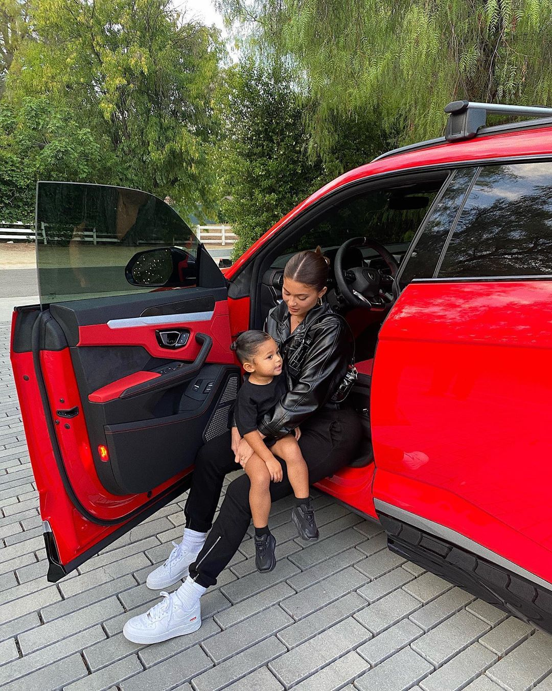 $ 200,000 Pony From Kylie Jenner To Her Daughter
