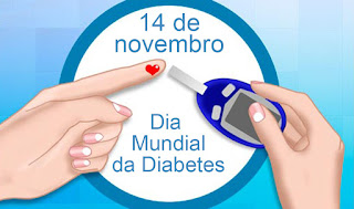 Cedeba se mobiliza para o movimento o Dia Mundial do Diabetes