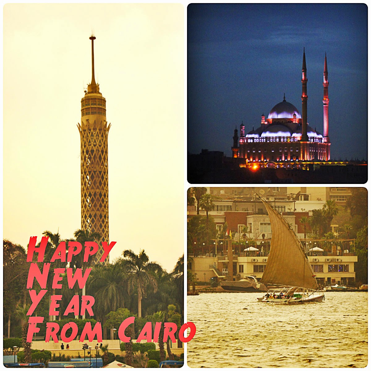 Egyptian Chronicles: Happy New Year 2015