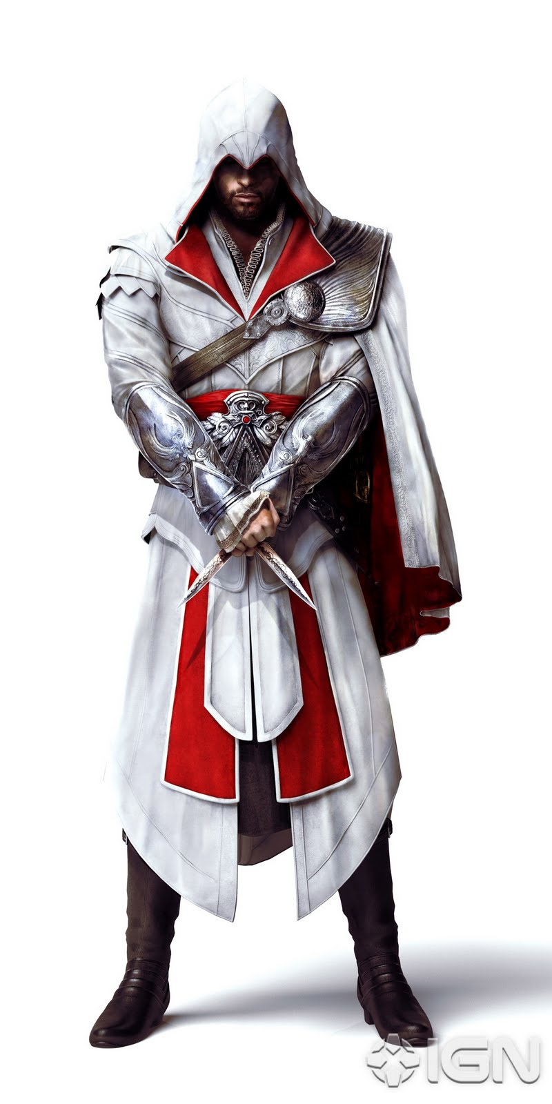 Assassins Creed Brotherhood review. ~ Game BLARG