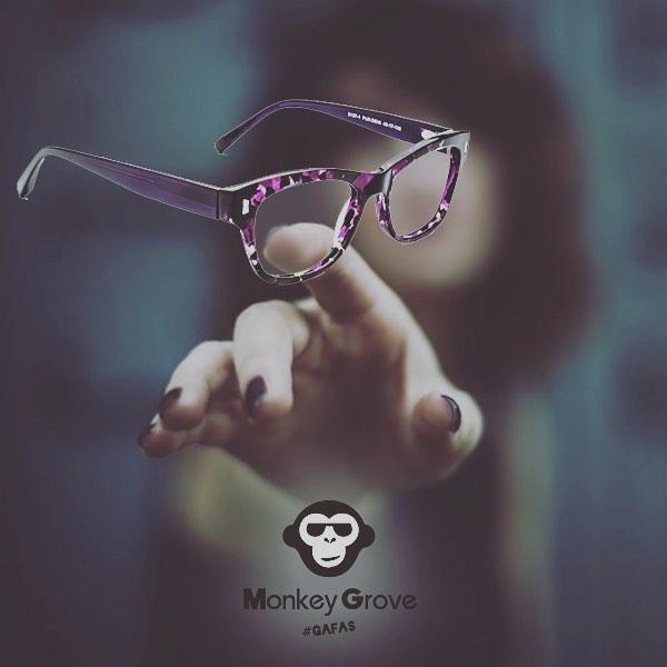 5c563b21e3 Óptica Leo Roberto: Monkey Grove. Unas gafas con mucha onda.