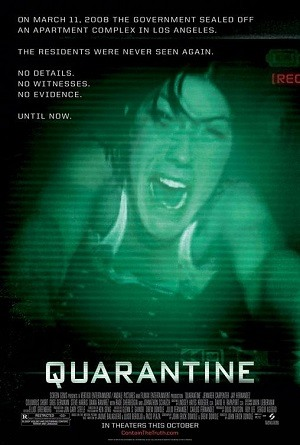 Quarentena Filmes Torrent Download capa