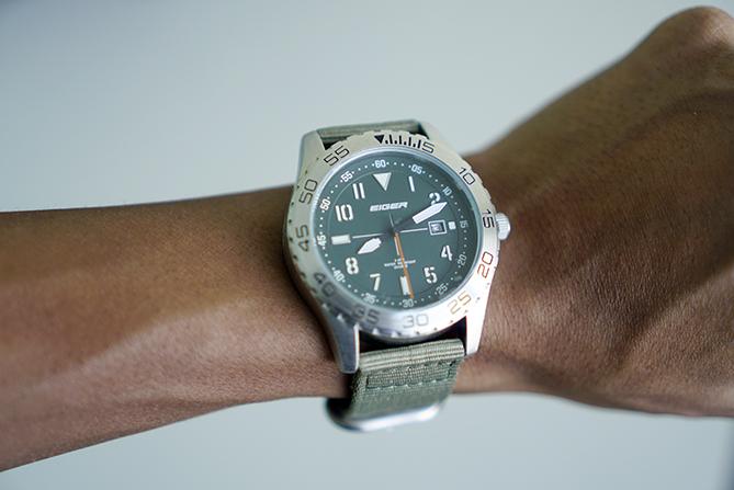 Membeli jam tangan Eiger Clady Watches
