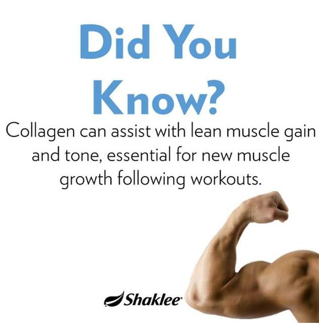 tanda tubuh kekurangan kolagen